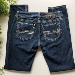 Miss Me Skinny Jeans 25R